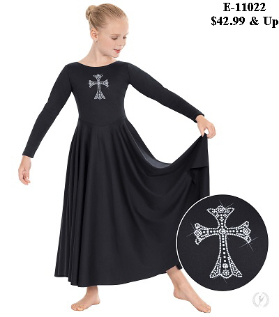 E-11022c Child Royal Cross Dress