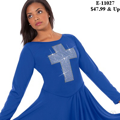 E-11027 Cross of Light Dress