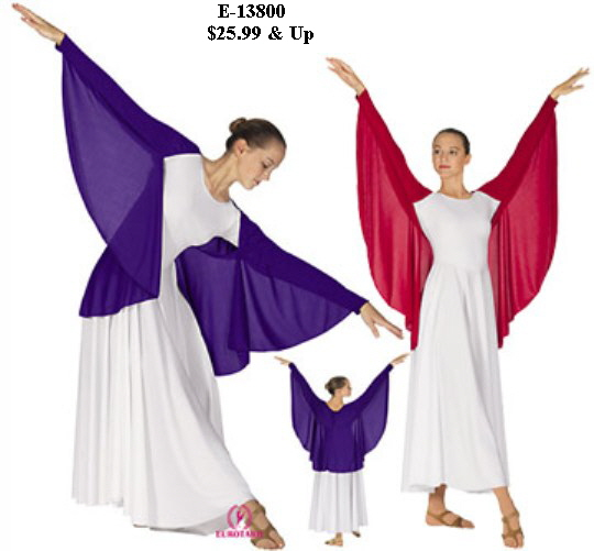 E-13800 - Angel Shrug