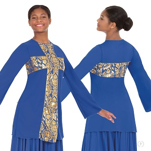 E-49893 - Revival Tunic royal
