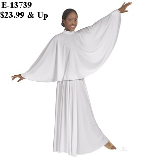 E13739 - Angel Wing Cape